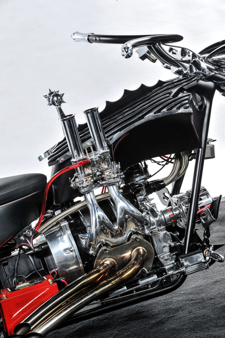 Look at this utterly smokin bike we adore this thing!