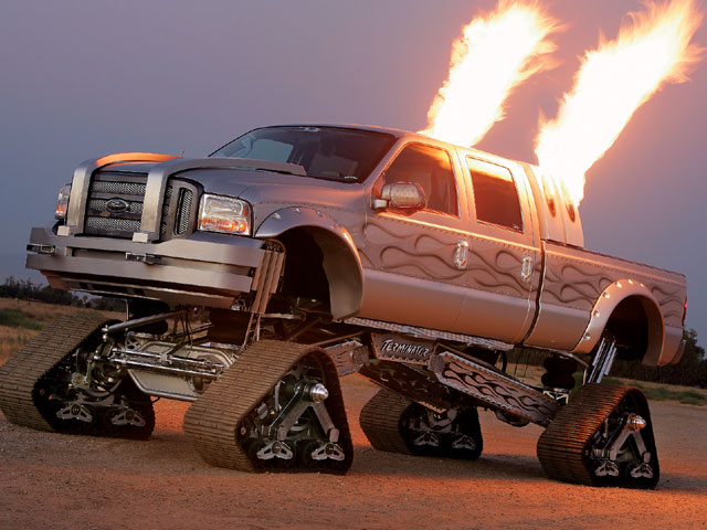 Peep out this bigtime world class truck you gonna fall out :)