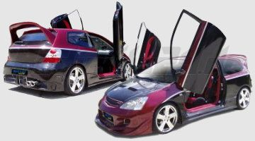 Get with this quite amped civic you will get down with and fall out!!!!