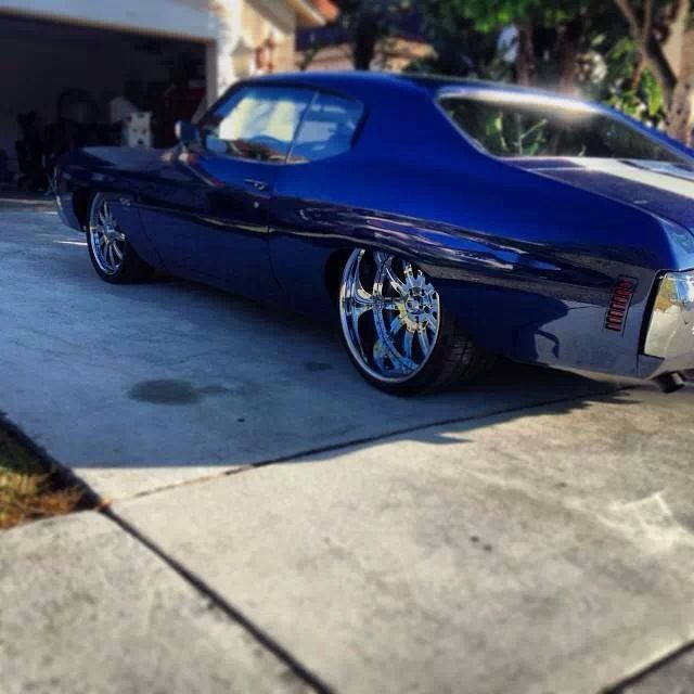 Checkout this quite hot chevelle you will love and fall out!!!!
