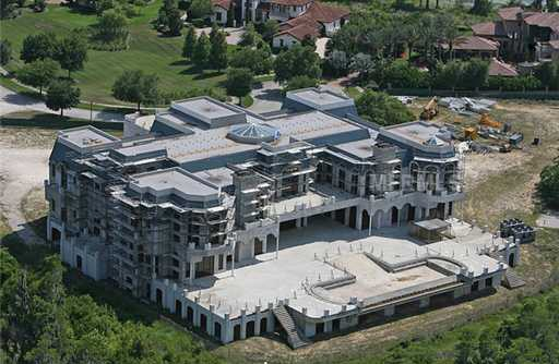 Checkout this fully dope thing mansion my girl laughed!!