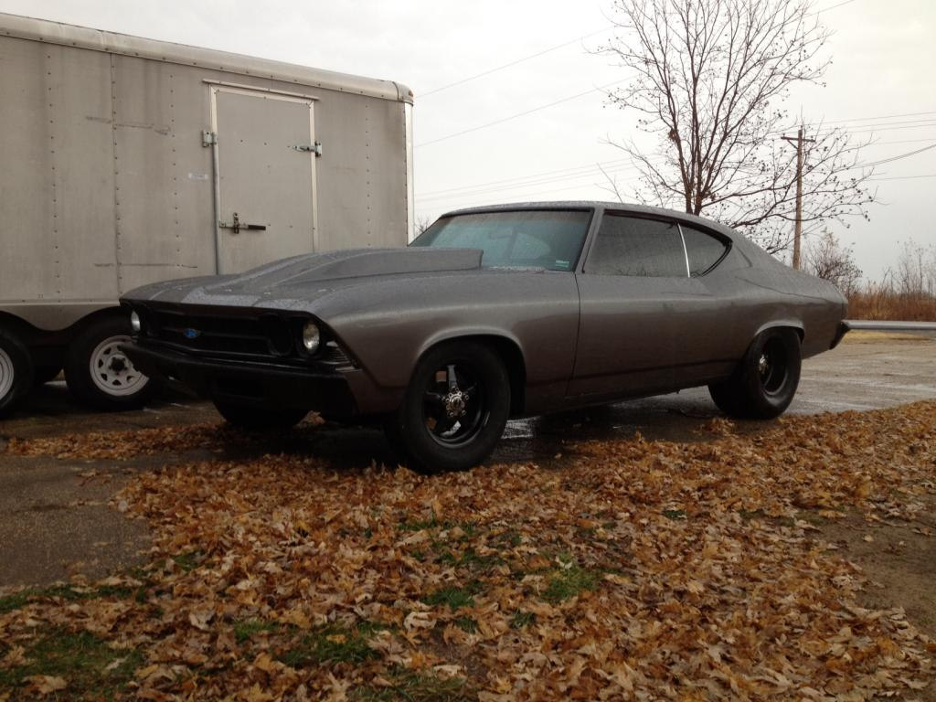 Pick up on this altoghether crazy chevelle you will adore and trip out.