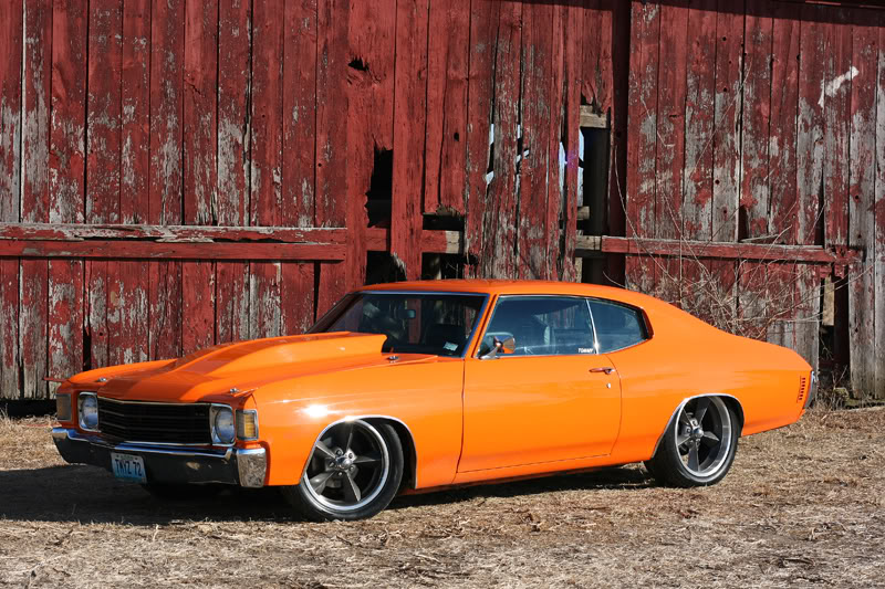 Get with this fully ragin chevelle you will tell all your friends about and cry!