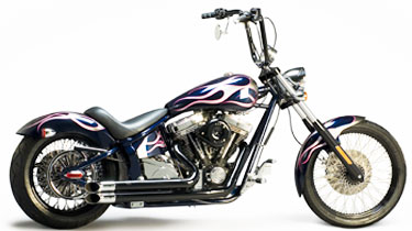 Look over this fully badass bike we tell all your friends about this hizzy :)