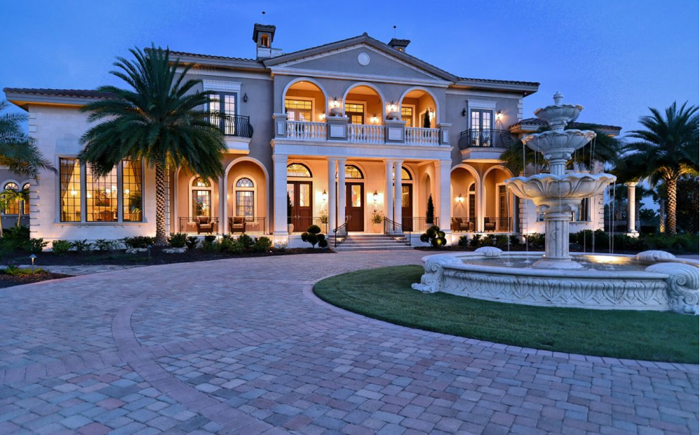 Checkout this dope hizzy mansion my dad fell out :)