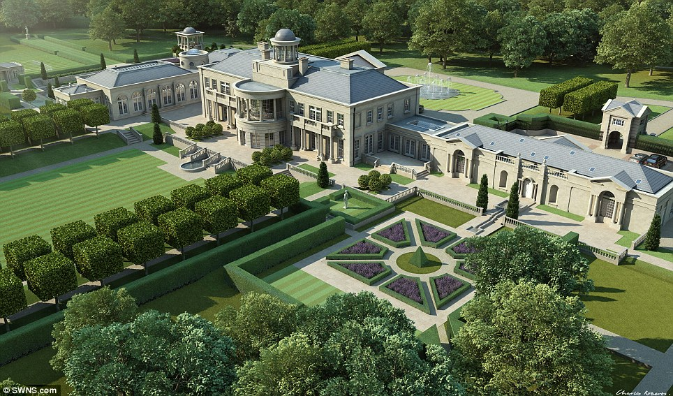 Lay your eyes on this completely elite hizzy mansion my lady fell out :)