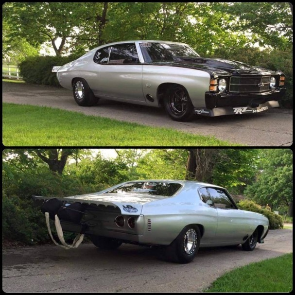 Get with this quite hot chevelle you will adore and fall out!!