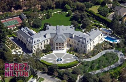 Pick up on this drippin beast mansion my lady cried!