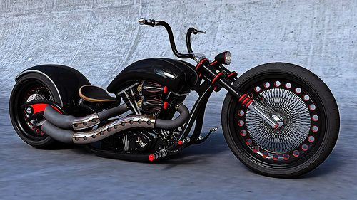 Look at this absolutely fierce bike we get down with this beast :)