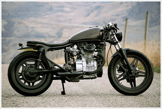 Look at this altoghether awesome bike we go crazy for this bad mother!