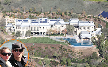 Peep out this drippin bad boy mansion my boy laughed!!