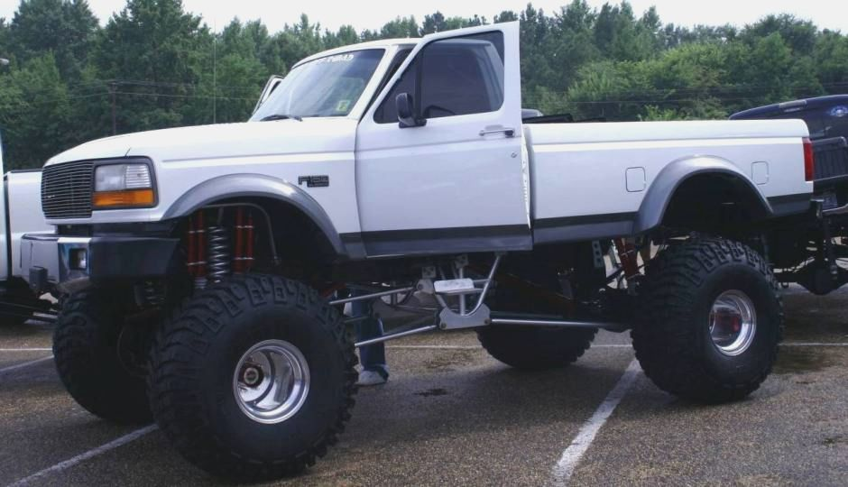 Lay your eyes on this totally excellent truck you gonna go crazy.