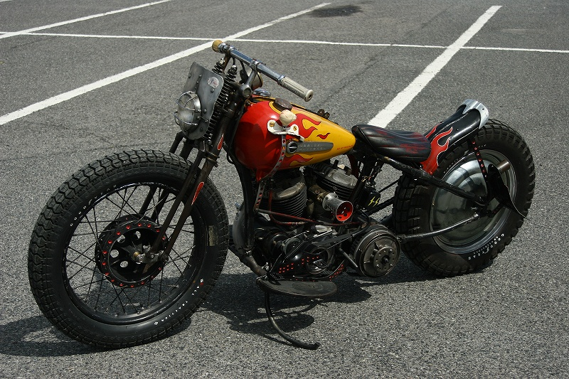 Pick up on this quite smokin bike we love this piece!!