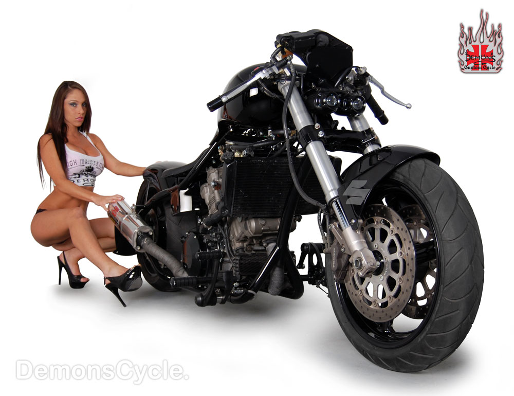 Checkout this totally badass bike we tell all your friends about this hizzy!