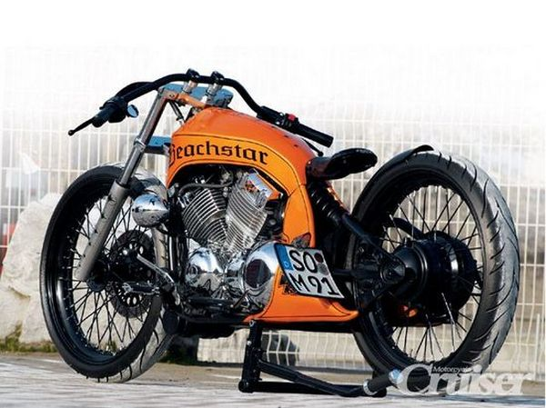 Checkout this perfectly crazy bike we love this bad boy!!