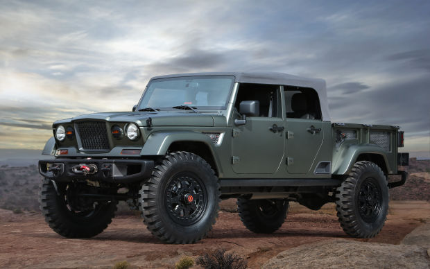 Look over this quite magnificent jeep – you will cry.