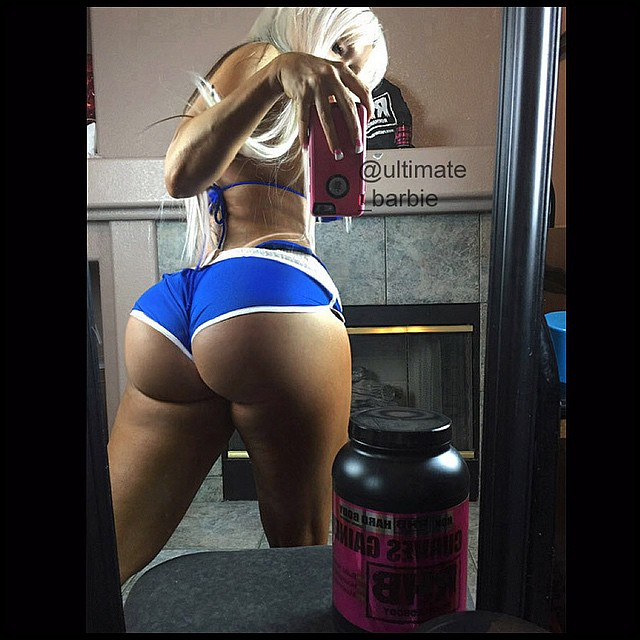 Checkout this choice booty that we know you go crazy for!