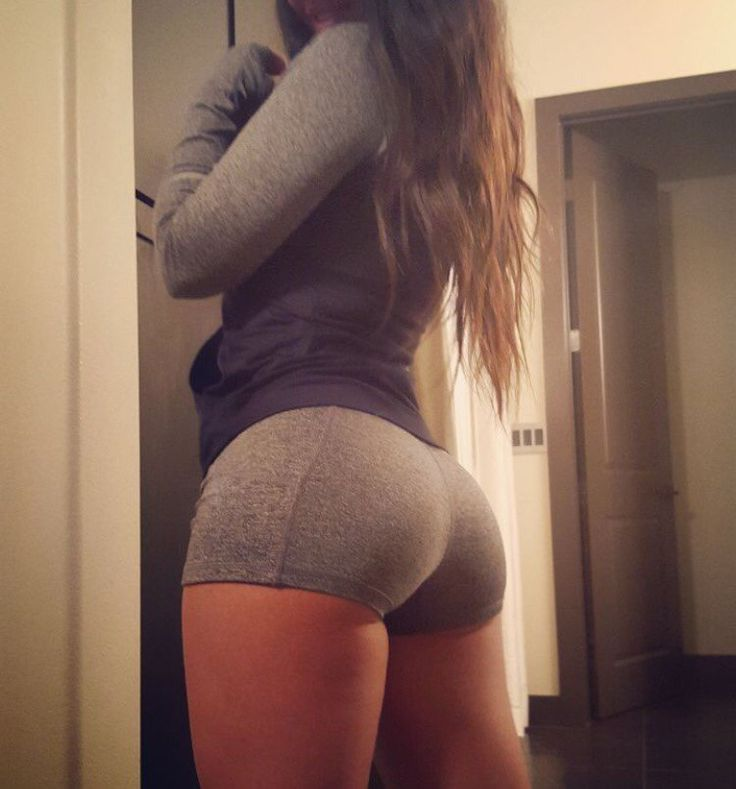 Look at this yoga pants wearing completely slick woman that we know you will adore :)