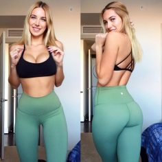 Get with this yoga pants wearing bigtime swanky woman that we know you will love!!!!