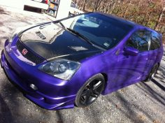 Get with this absolutely amped civic you will love and trip out.