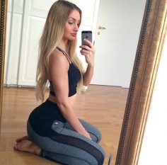 Look over this yoga pants wearing on point hotty that we know you will love!