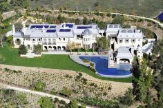 Lay your eyes on this utterly sick hizzy mansion my pops went nuts!!!!