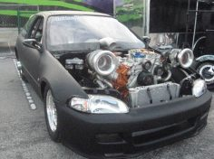 Get with this totally world class civic you will tell all your friends about and cry!