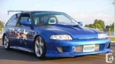 Look at this perfectly busting civic you will tell all your friends about and cry.