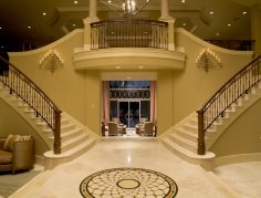 Pick up on this magnificent thing mansion my mom cried.