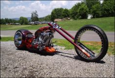 Checkout this utterly juicy bike we go crazy for this thing!!