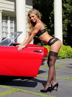 Checkout this bigtime select chick that we know you will tell all your friends about!